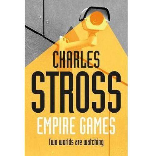 Empire Games - Charles Stross (336 str.)