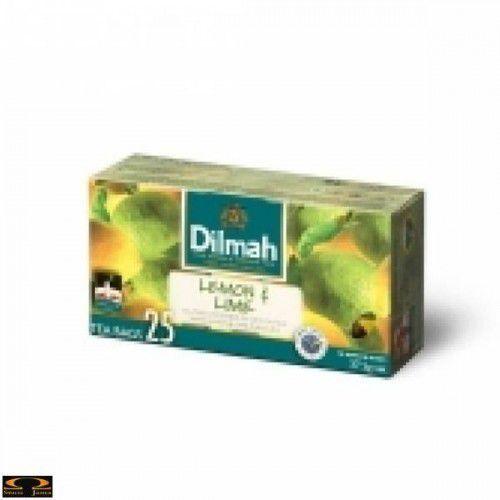 Herbata Dilmah Lemon & Lime 20 torebek