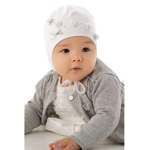 Czapka niemowlęca 5X32AD (5900298144187)