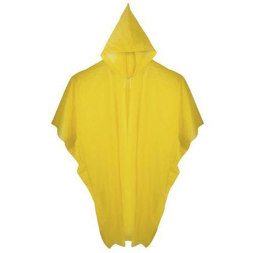 Ponczo przeciwdeszczowe żółte marki Hama