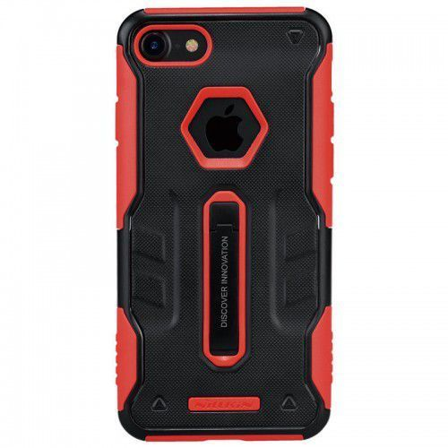 Nillkin Etui defender iv case with holder iphone 7 black/red
