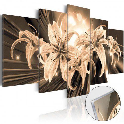 Artgeist Obraz na szkle akrylowym - bukiet wspomnień [glass]