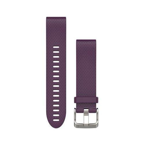 Pasek do zegarka sportowego fenix 5s rozmiar normalny purpurowy 010-12491-15 marki Garmin