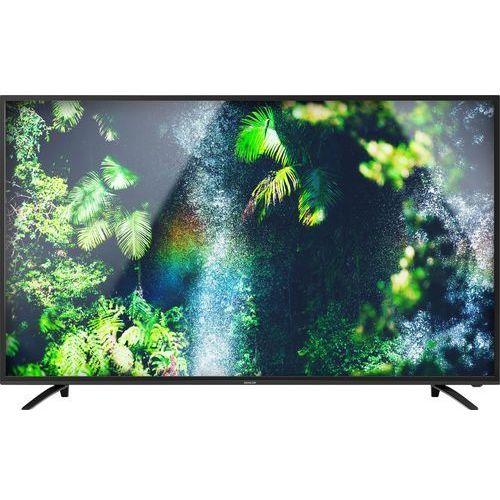 TV LED Sencor SLE55F61 - BEZPŁATNY ODBIÓR: WROCŁAW!