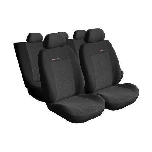 Pokrowce samochodowe miarowe elegance popiel 1 audi a4 b6 sedan/kombi 00-04 marki Auto-dekor