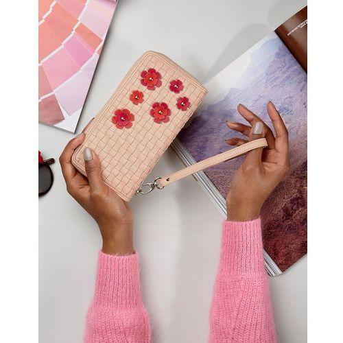 zip around purse - pink marki Silvian heach