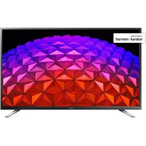 TV LED Sharp LC-55CUG8062