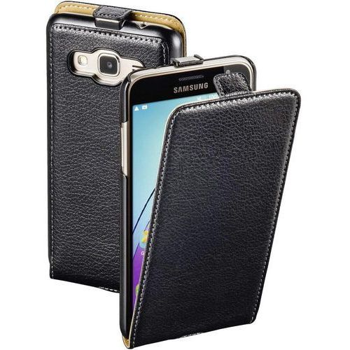 Etui na smartfon HAMA Smart Case do Samsung Galaxy J3 (2016) Czarny