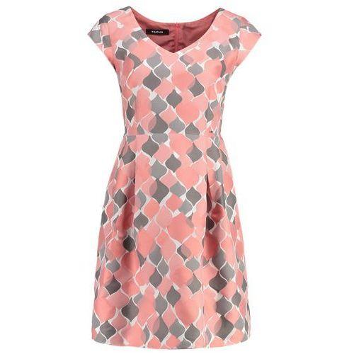 Żakardowa sukienka, 780033-11053