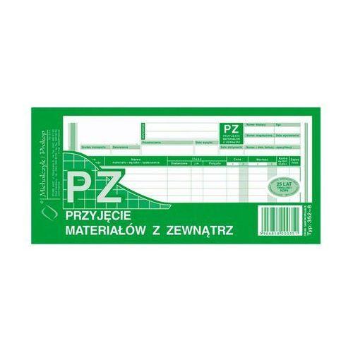 Michalczyk i prokop Przyjęcie materiałów z zewnątrz pz michalczyk&prokop 352-8 - 1/3 a4 (wielokopia)