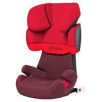 Cybex silver Cybex solution x fix fotelik samochodowy rumba red (4250183794975)