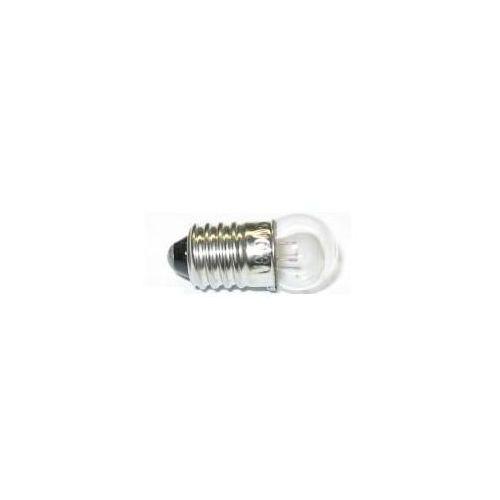 Żarówka lampy przedniej na pradnicę 6V 0.45A 2,4W - gwint E10