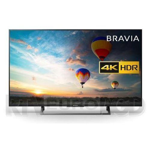 TV LED Sony KDL-49XE8099 Darmowy transport od 99 zł | Ponad 200 sklepów stacjonarnych | Okazje dnia!. Najniższe ceny, najlepsze promocje w sklepach, opinie.