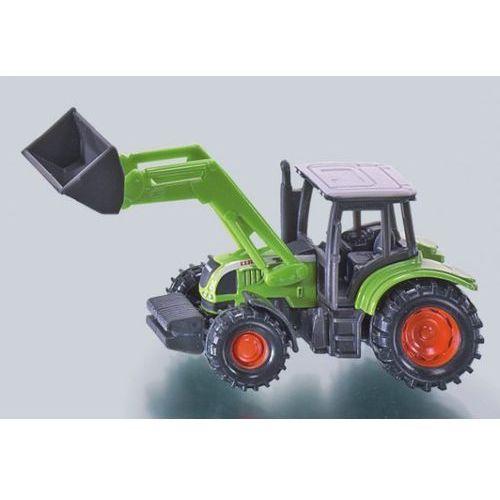 Zabawka SIKU Traktor Ares z Ładowarką 1335, S-1335
