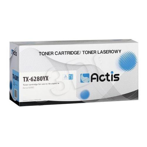 Actis Toner TX-6280YX / 106R01402 (Magenta) Darmowy odbiór w 21 miastach!