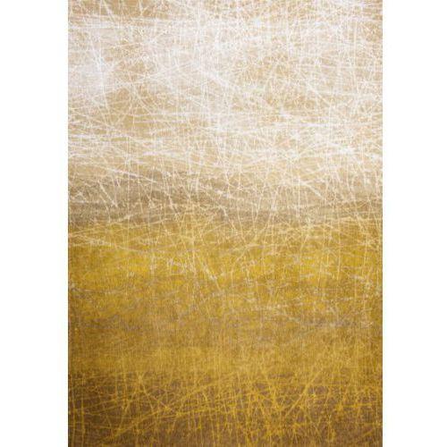 Żółty dywan nowoczesny new york fall marki C&m