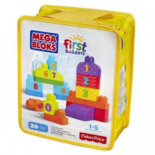 Mega Bloks MEGA BLOKS First builder s Liczymy 1-2-3!