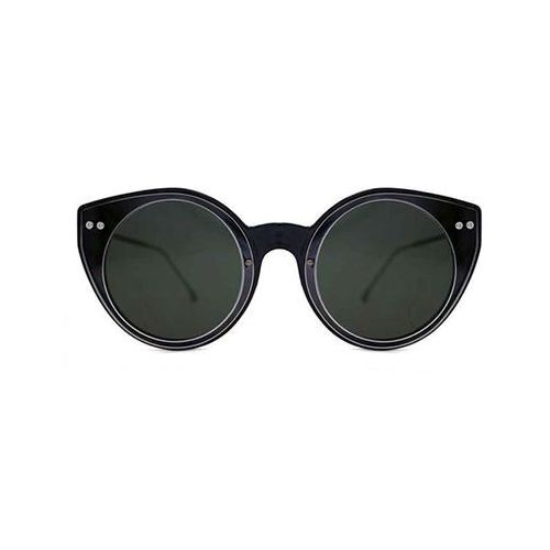 Spitfire Okulary słoneczne alpha select double lens black/clear/black