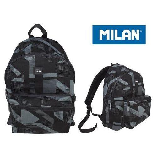 Plecak duży 21 L Knit szary (8411574074373)