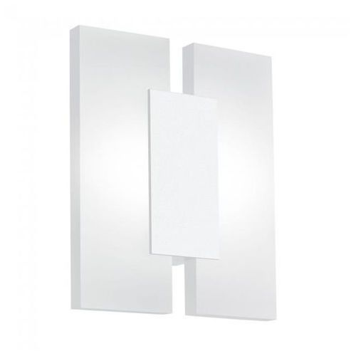 Eglo Kinkiet metrass 2 96042 lampa ścienna 2x4,5w led biały