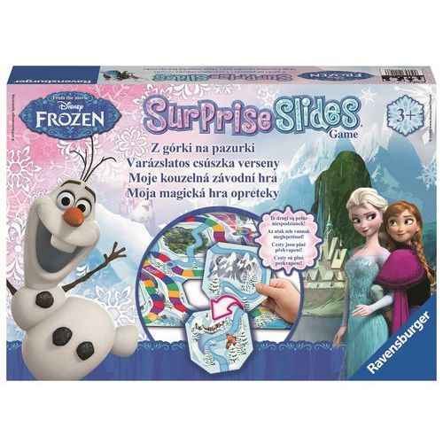 RAVEN. Gra Suprise Slide s - Frozen