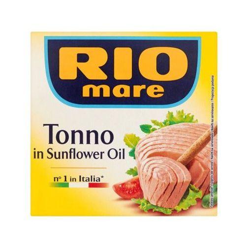 Rio mare 160g tuńczyk w oleju słonecznikowym