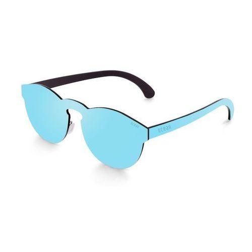 Okulary przeciwsłoneczne unisex 22-1_longbeach niebieskie marki Ocean sunglasses