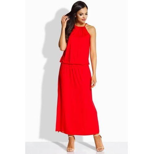 Sukienka Model L213 Red, kolor czerwony