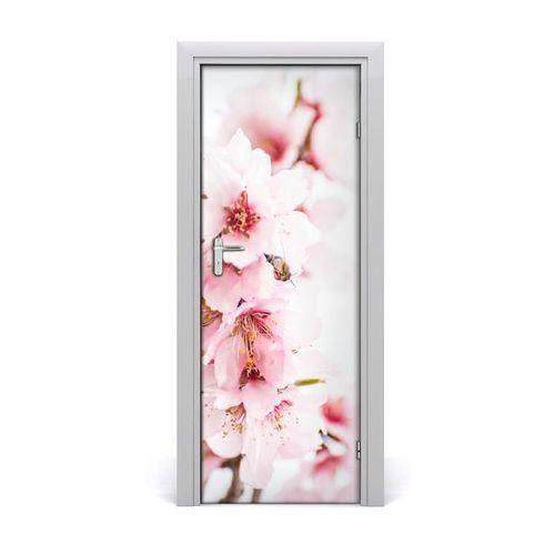 Naklejka samoprzylepna okleina Kwiaty migdałowca