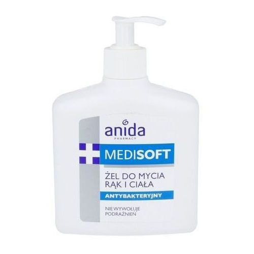 MEDI SOFT Żel do mycia rąk i ciała 500ml