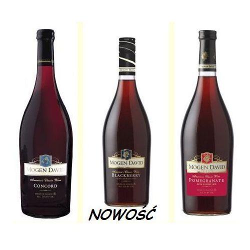 Zestaw MOGEN DAVID Classic z kategorii Alkohole