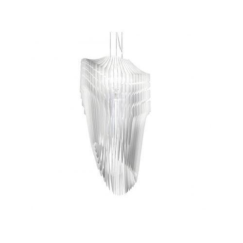 Lampa wisząca avia medium white marki Slamp