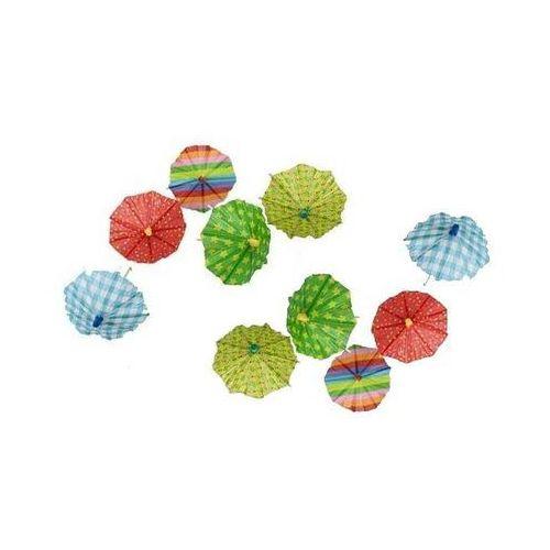 Go Parasolki papierowe do drinków - dł. 10 cm - 10 szt.