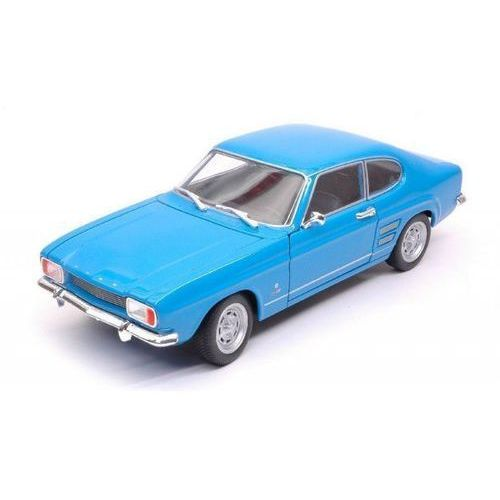 Welly 1969 ford capri, niebieski (5902002052184)