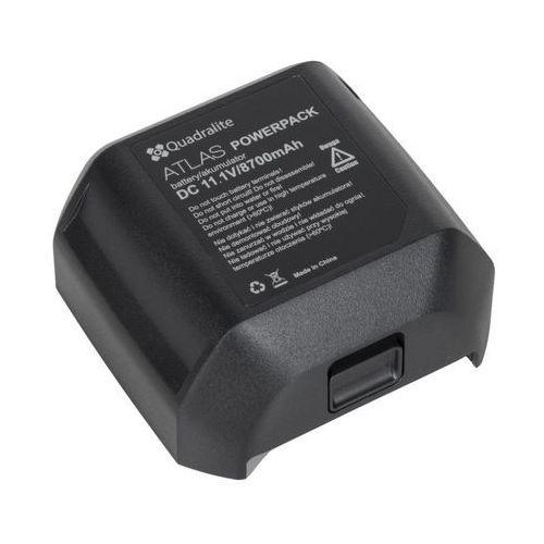 quadralite atlas powerpack - akumulator marki Quadralite