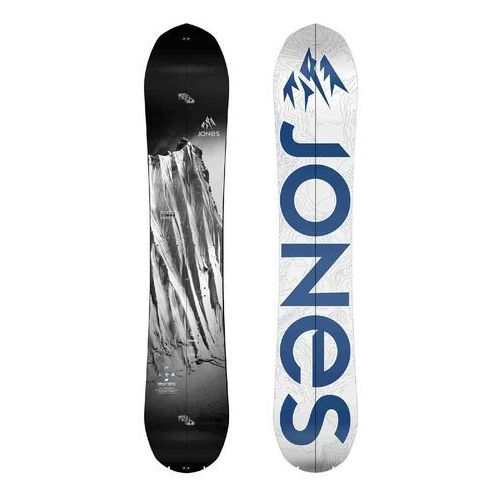 Splitboard  - snowboard explorer split multi (multi) rozmiar: 158w marki Jones