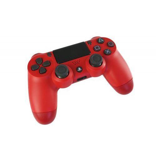 PAD DUALSHOCK 4 CZERWONY PLAYSTATION 4 PS4 RED