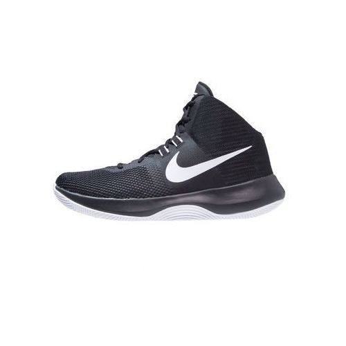 Nike Performance AIR PRECISION Obuwie do koszykówki black/white/cool grey