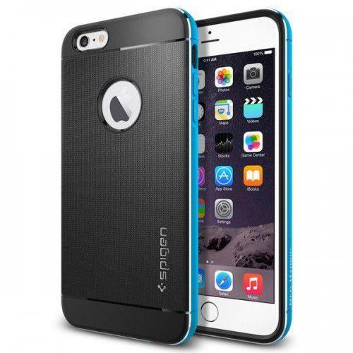 SPIGEN SGP NEO HYBRID METAL IPHONE 6/6S PLUS (5.5) METAL BLUE - produkt z kategorii- Futerały i pokrowce do telefonów