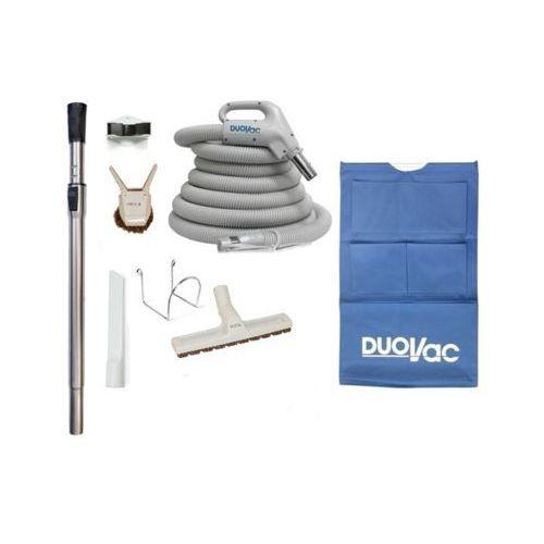 Zestaw sprzątający z wężem superior duovac 10,6 m marki Duovac