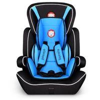 Fotelik samochodowy Lionelo wiek 1-12 lat blue +gratisy!