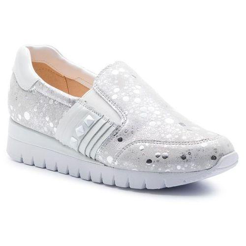 Caprice Sneakersy - 9-24701-22 silver bubb.co 995