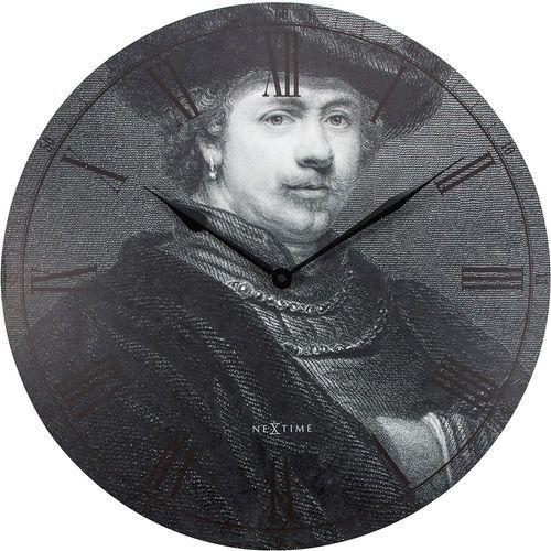 Zegar ścienny Rembrandt Nextime 50 cm (3184)