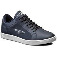 Sneakersy SPRANDI - MP07-16907-01 Granatowy, kolor niebieski