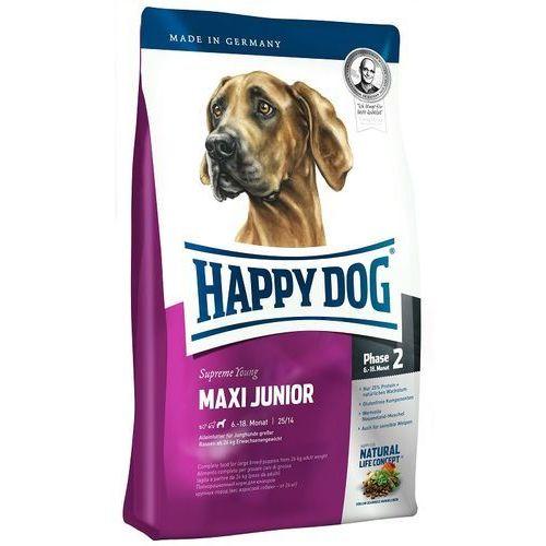 maxi junior gr23 1 kg- rób zakupy i zbieraj punkty payback - darmowa wysyłka od 99 zł marki Happy dog