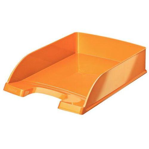 Półka na dokumenty Leitz WOW pomarańczowa