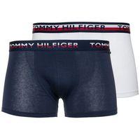podwójne opakowanie męskich bokserek s wielobarwny, Tommy hilfiger