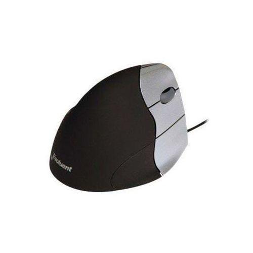 Bachmann Ergo2Work Evoluent Vertical Optical Mouse 3 - mus - USB - Myszy - Optyczny -