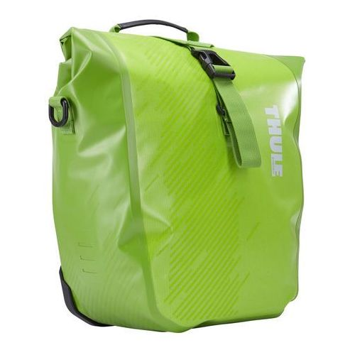 Thule Pack'n Pedal Shield Torba rowerowa Small zielony 2018 Torby na bagażnik (0091021035263)