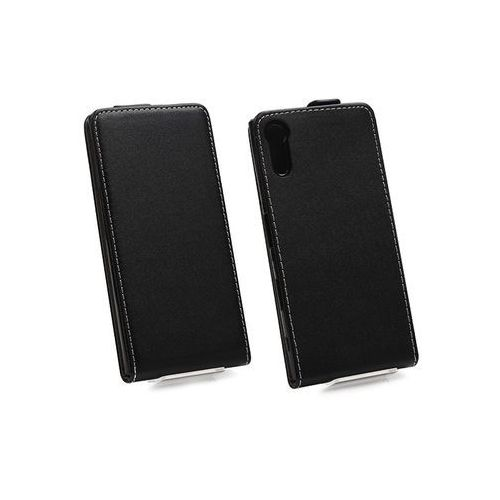 Sony xperia xz - etui na telefon - czarny marki Forcell slim flexi